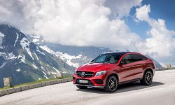 Mercedes-Benz GLE coupe HQ wallpapers