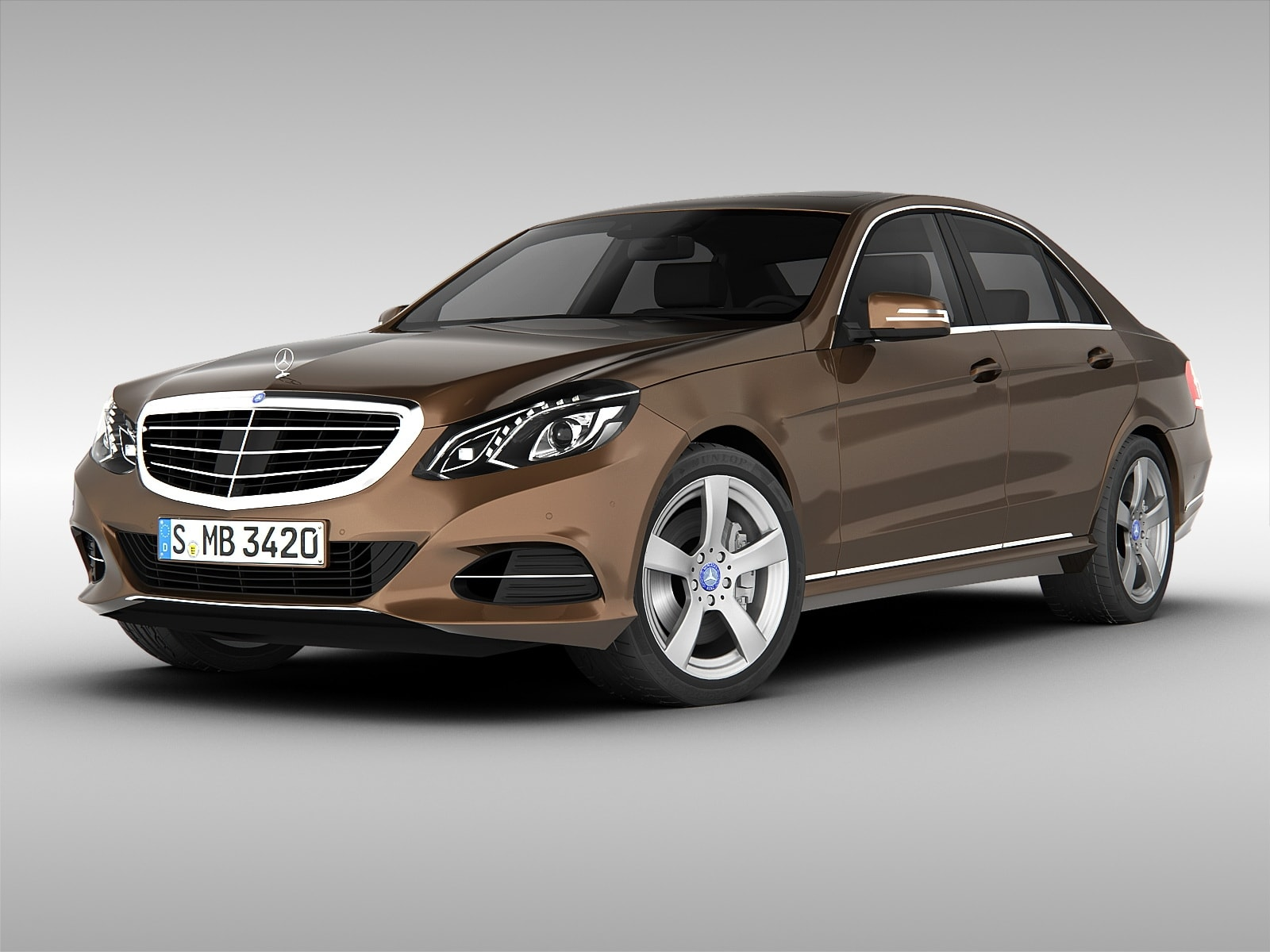 Mercedes E-Class W213 Desktop wallpapers