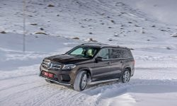 Mercedes GLS Desktop wallpapers