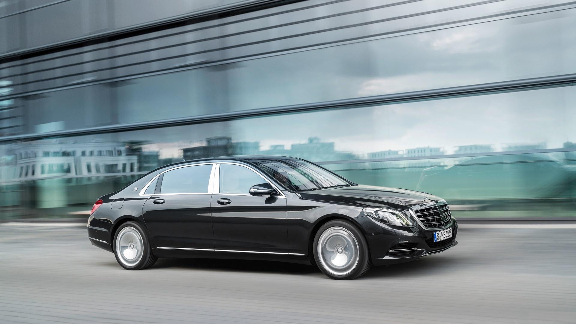 Mercedes-Maybach S-Class Desktop wallpapers