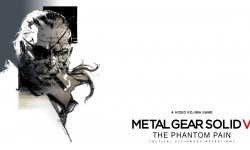 Metal Gear Solid V: The Phantom Pain Desktop wallpapers