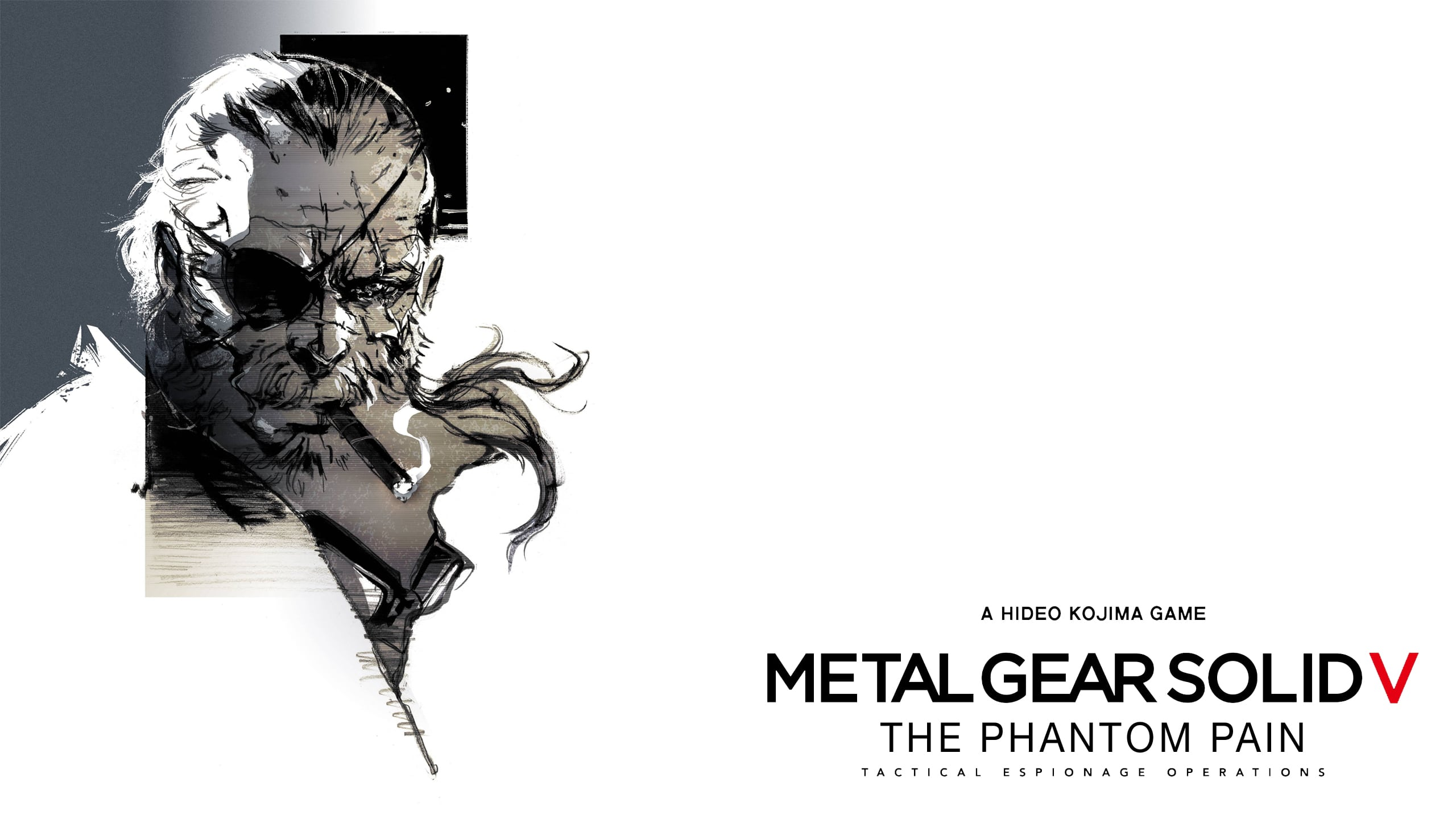 Metal Gear Solid V: The Phantom Pain Desktop wallpapers