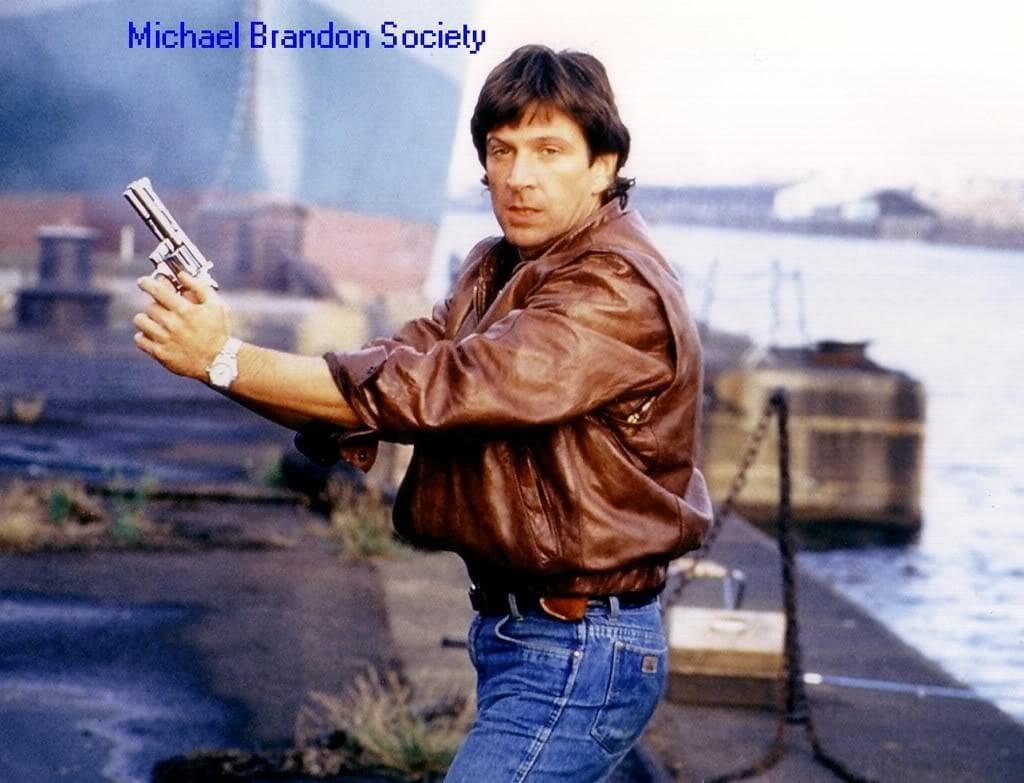 Michael Brandon Background