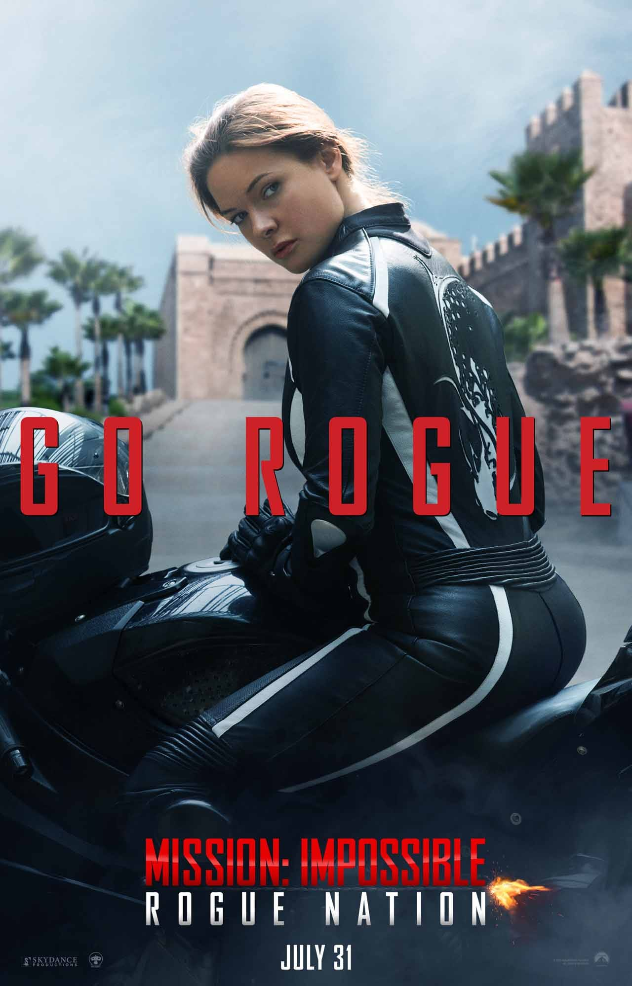 Mission: Impossible - Rogue Nation Desktop wallpapers