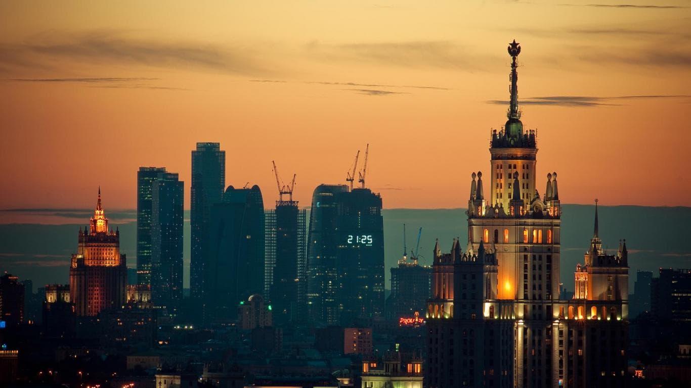 Moscow Desktop wallpapers