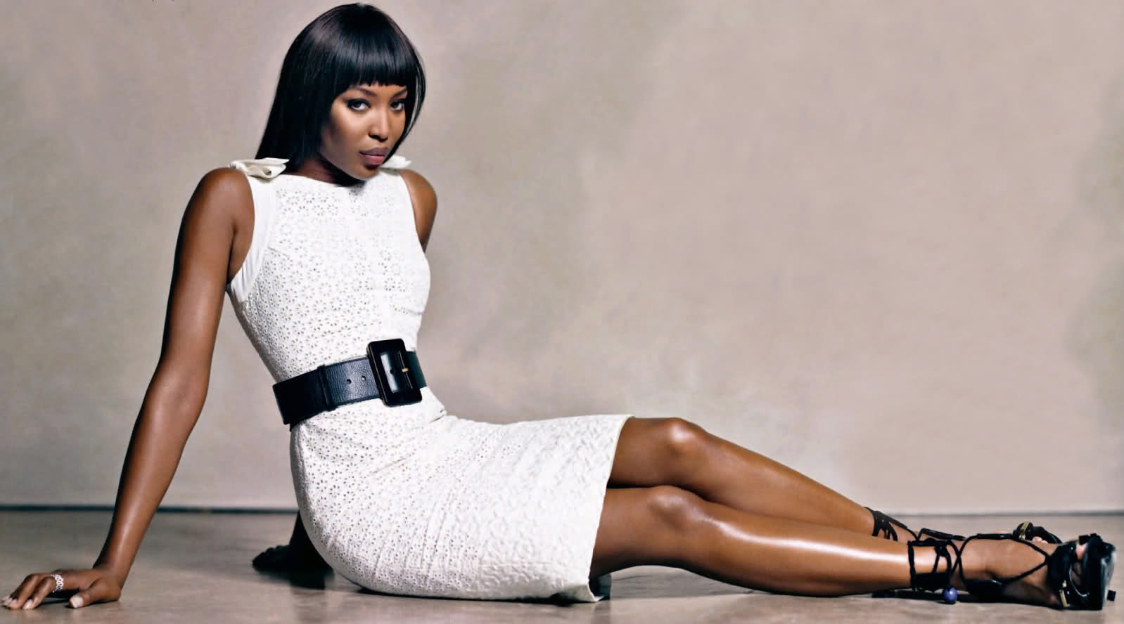 Naomi Campbell Desktop wallpapers