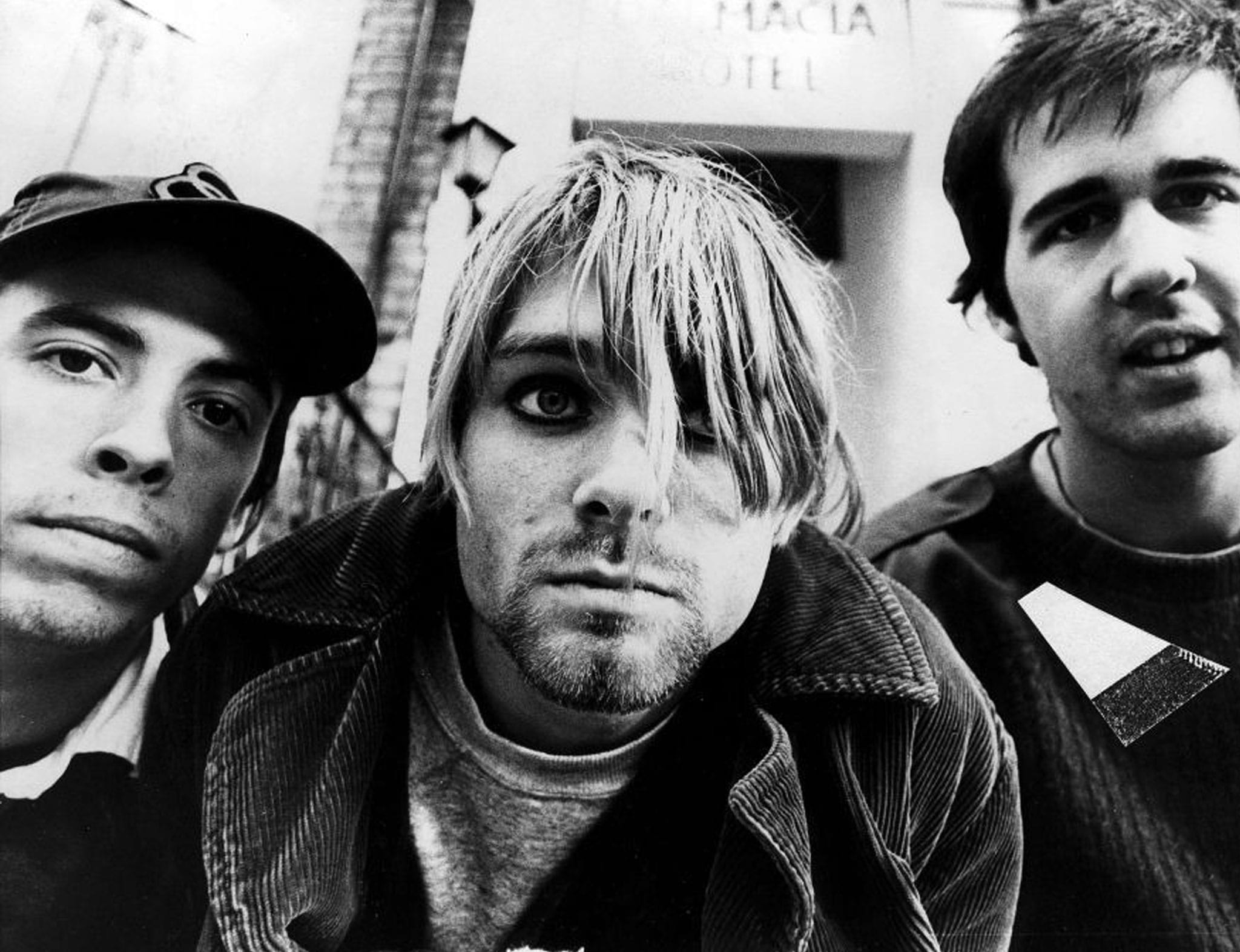 Nirvana Screensavers