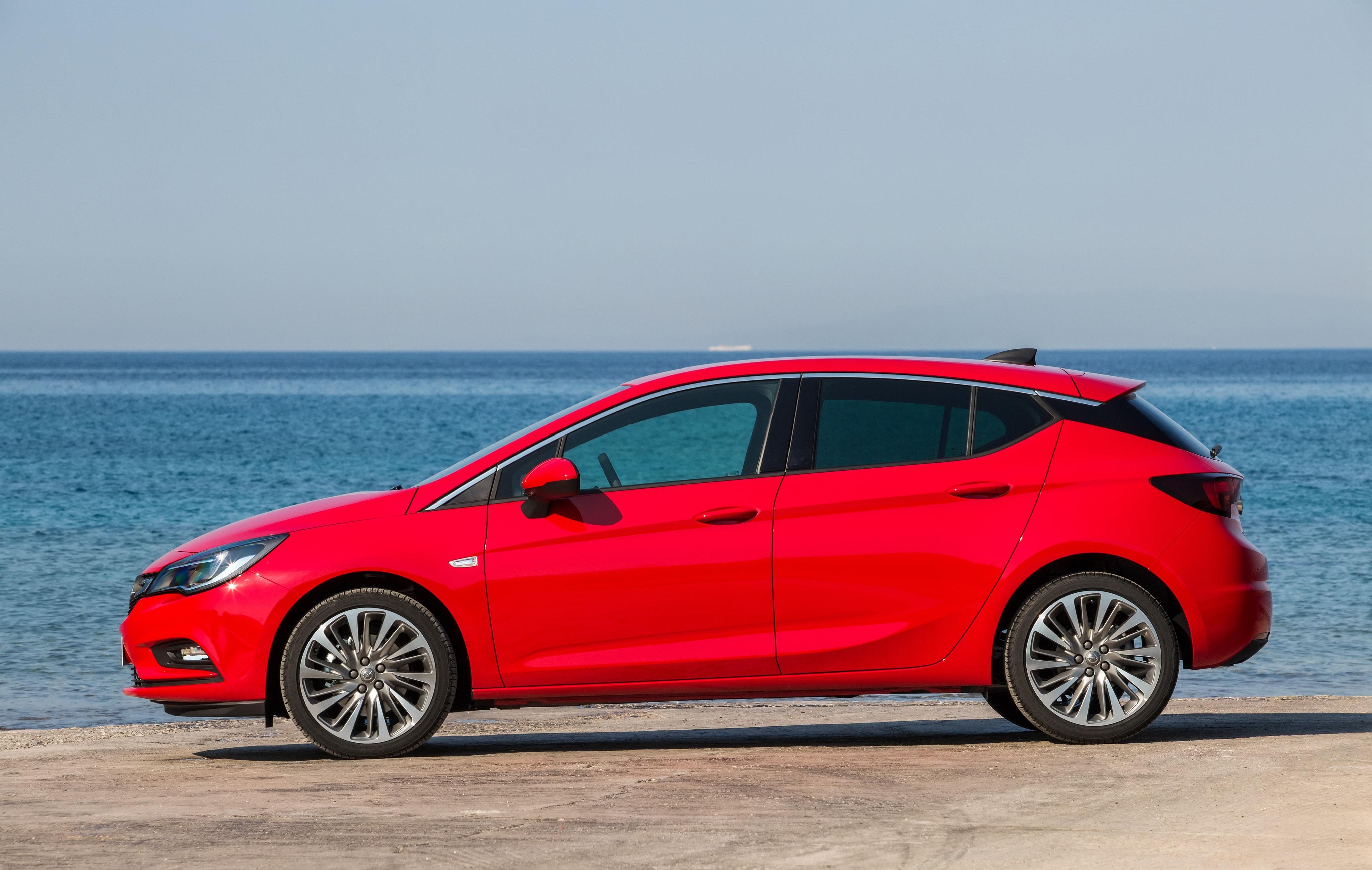 Opel Astra K Desktop wallpapers