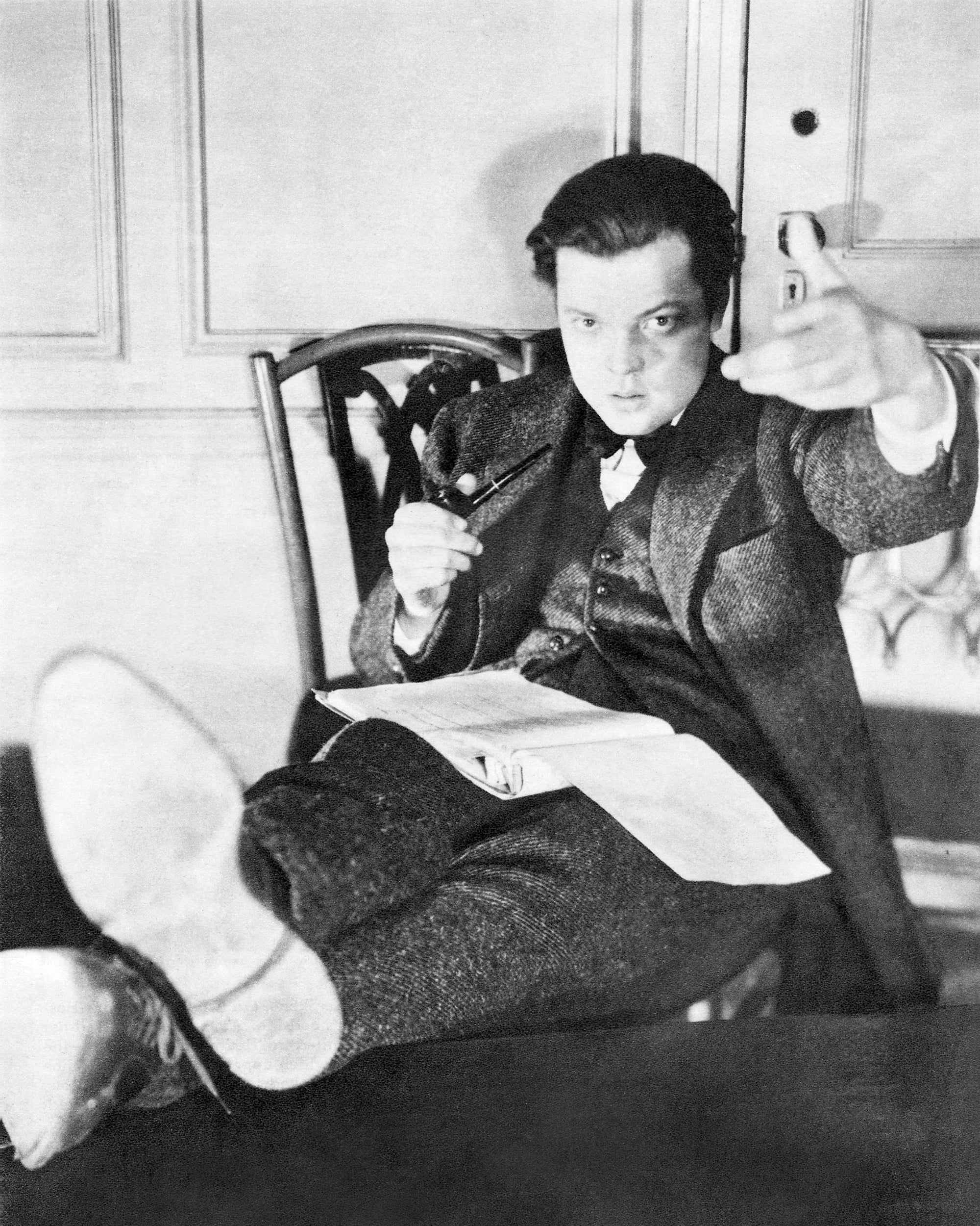 Orson Welles Desktop wallpapers