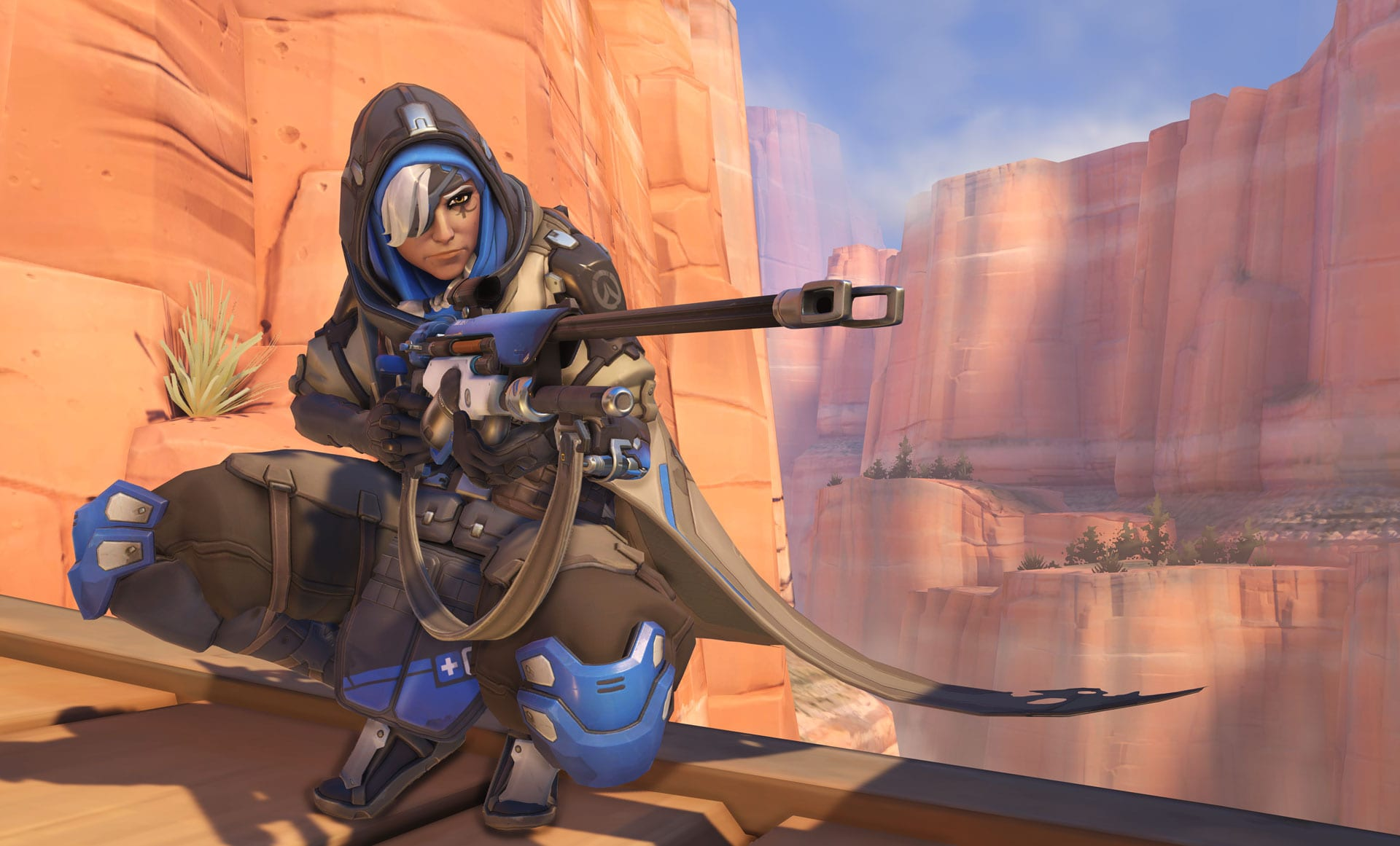 Overwatch : Ana Desktop wallpapers