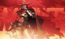 Overwatch : McCree Desktop wallpapers