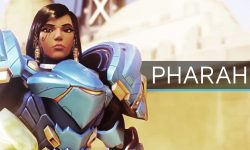 Overwatch : Pharah Desktop wallpapers