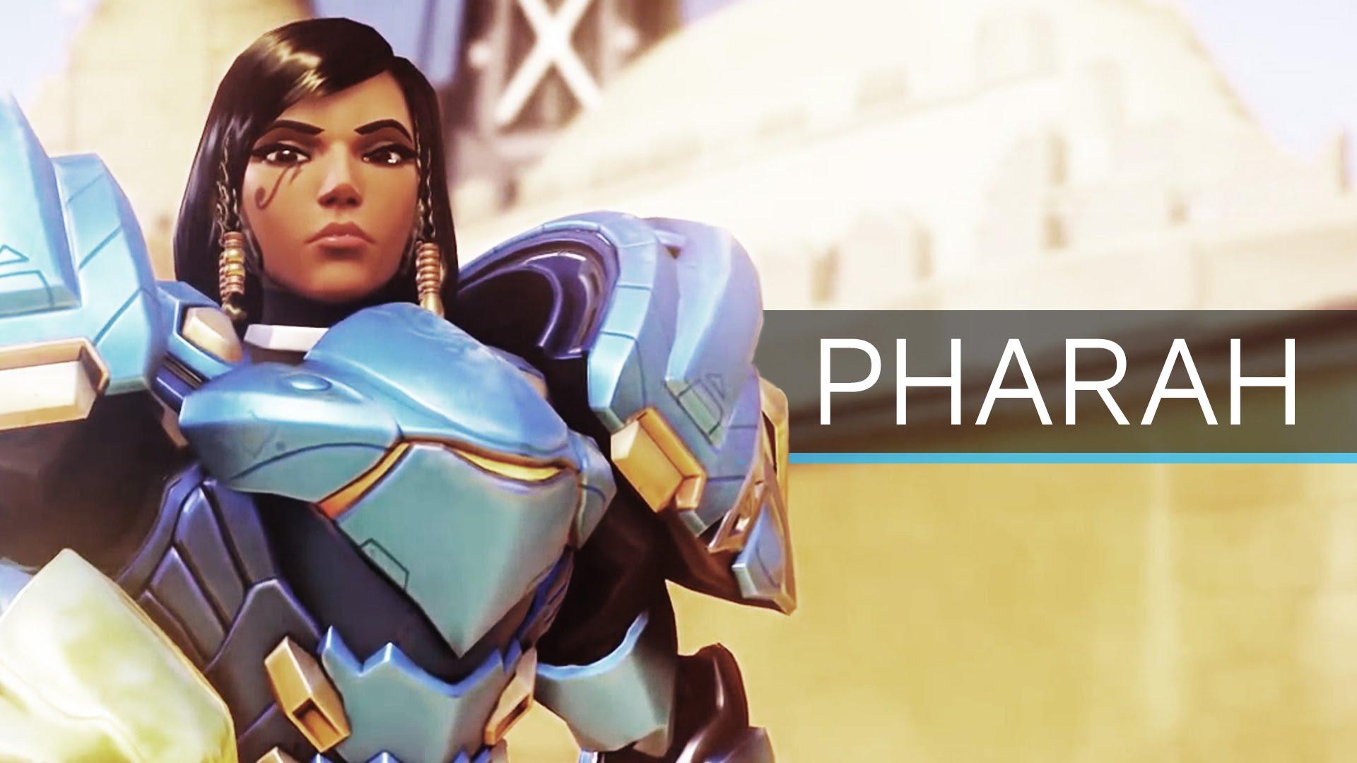 Overwatch : Pharah Desktop wallpapers