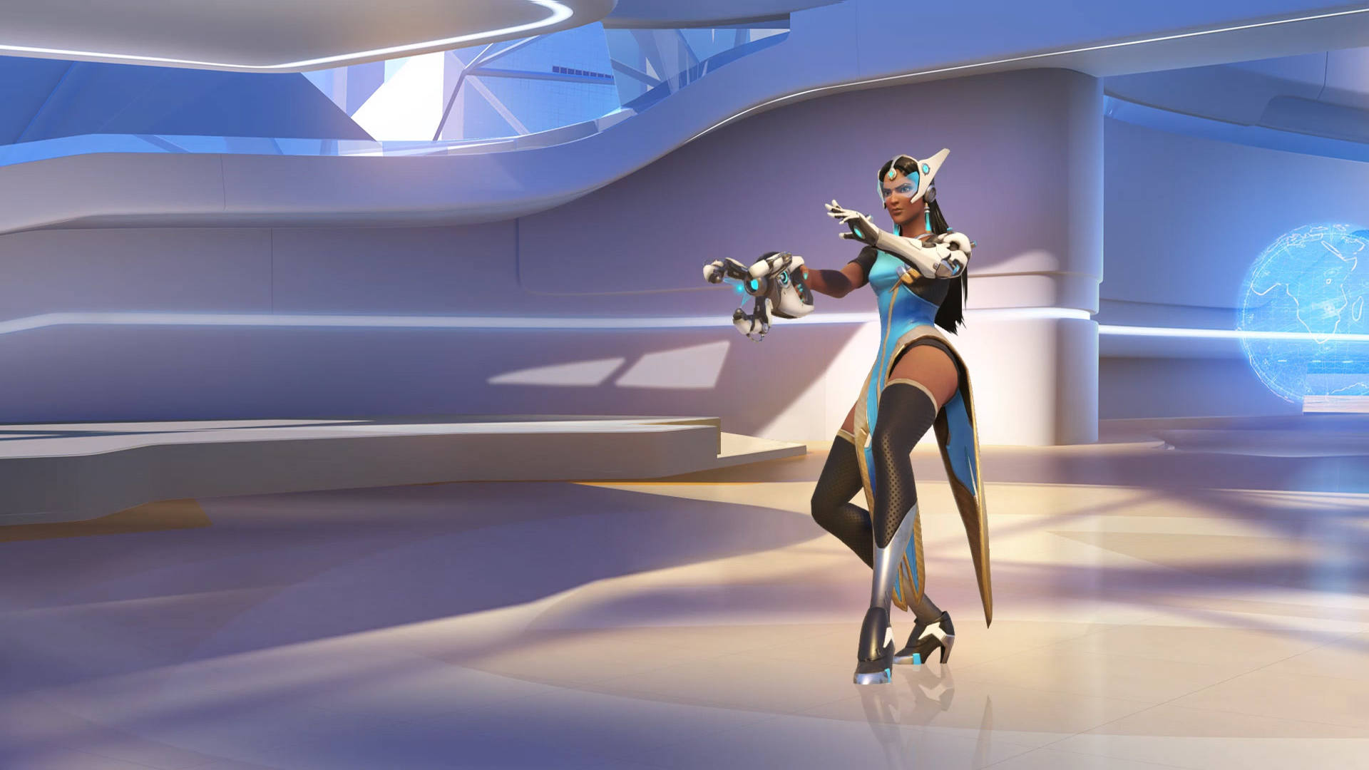 Overwatch : Symmetra Desktop wallpapers