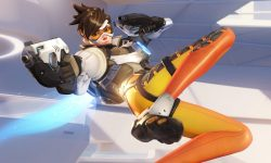 Overwatch : Tracer Desktop wallpapers