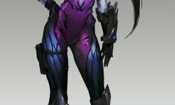 Overwatch : Widowmaker For mobile