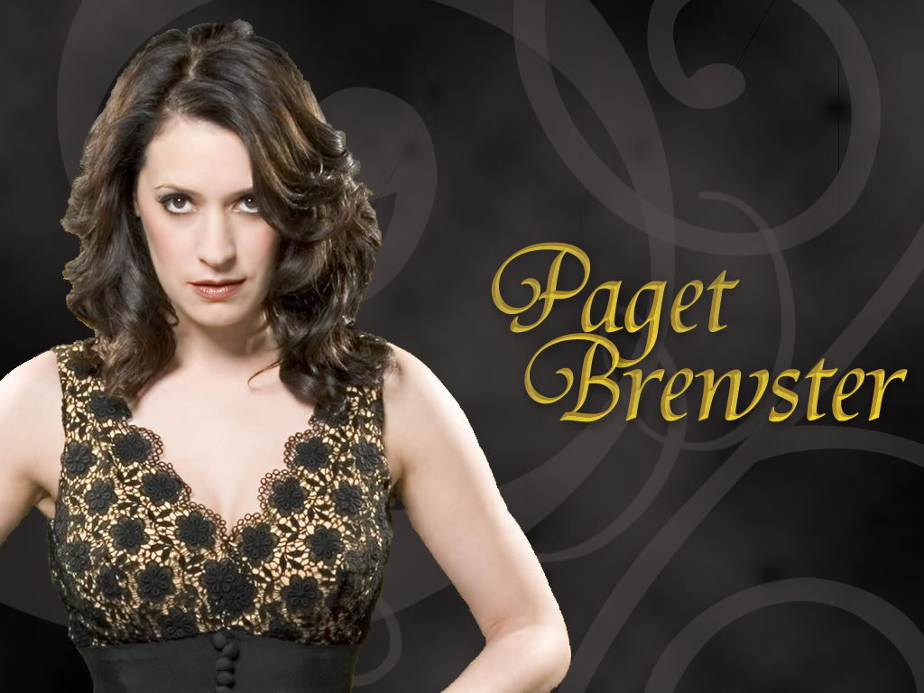 Paget Brewster Screensavers