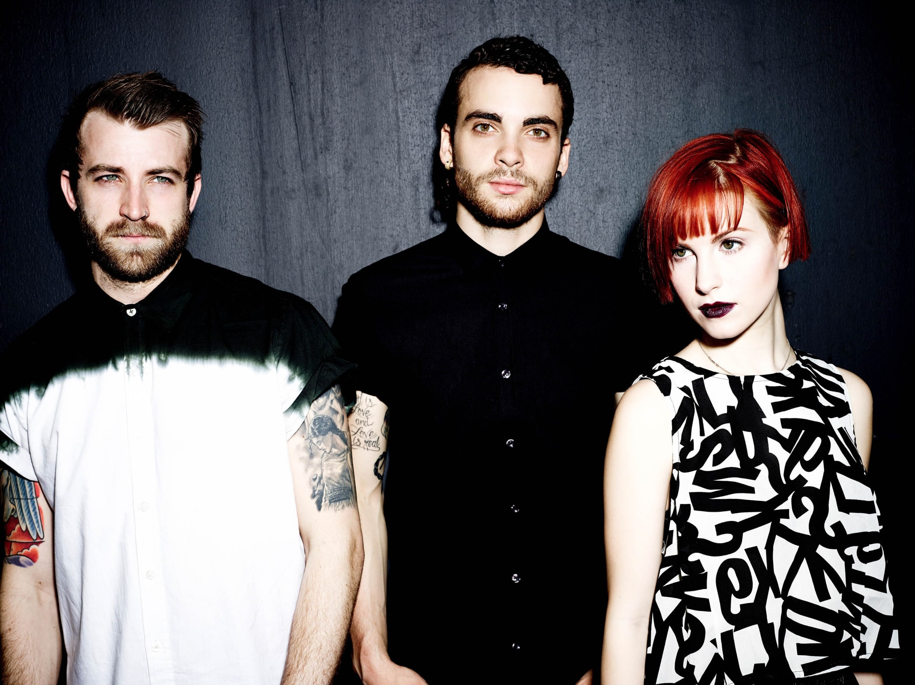 Paramore HD Wallpapers | 7wallpapers net