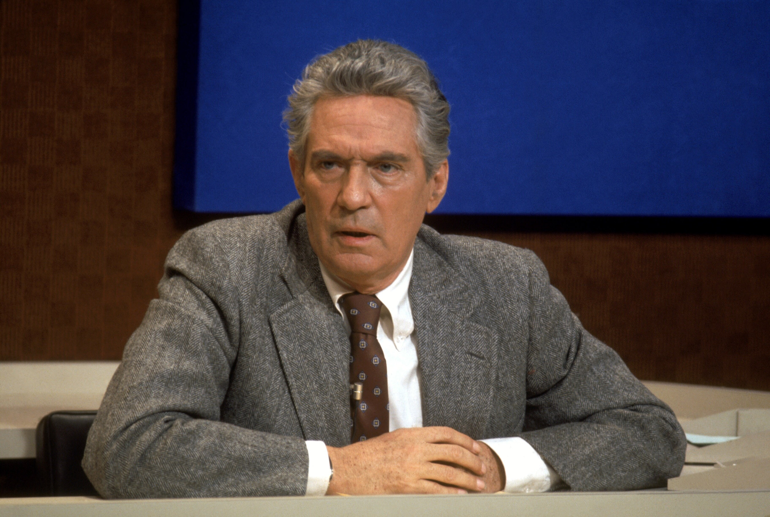 Peter Finch Background