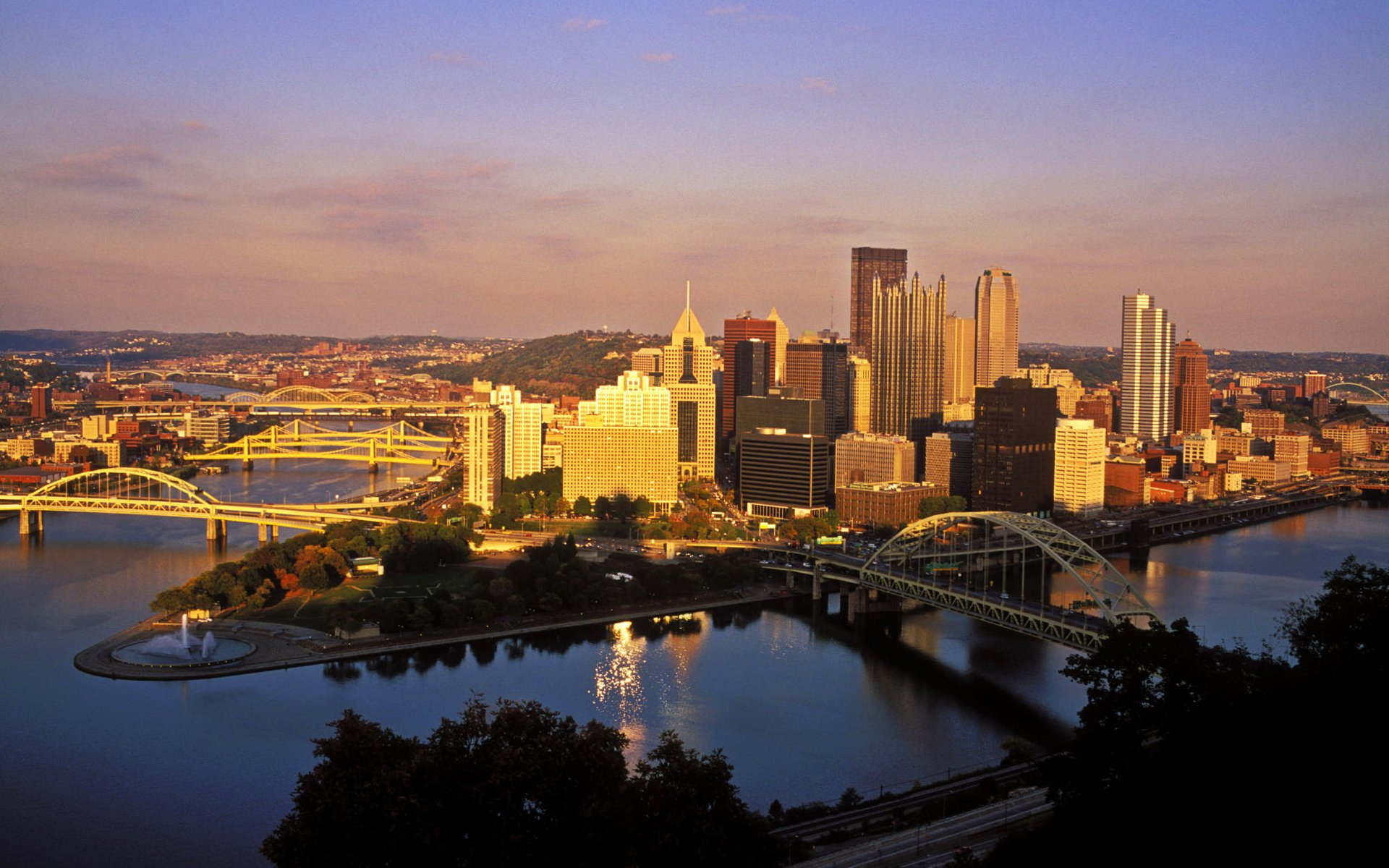 Pittsburgh Screensavers