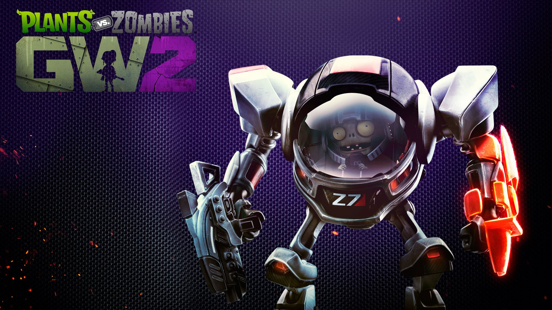 Plants vs. Zombies: Garden Warfare 2 Desktop wallpapers