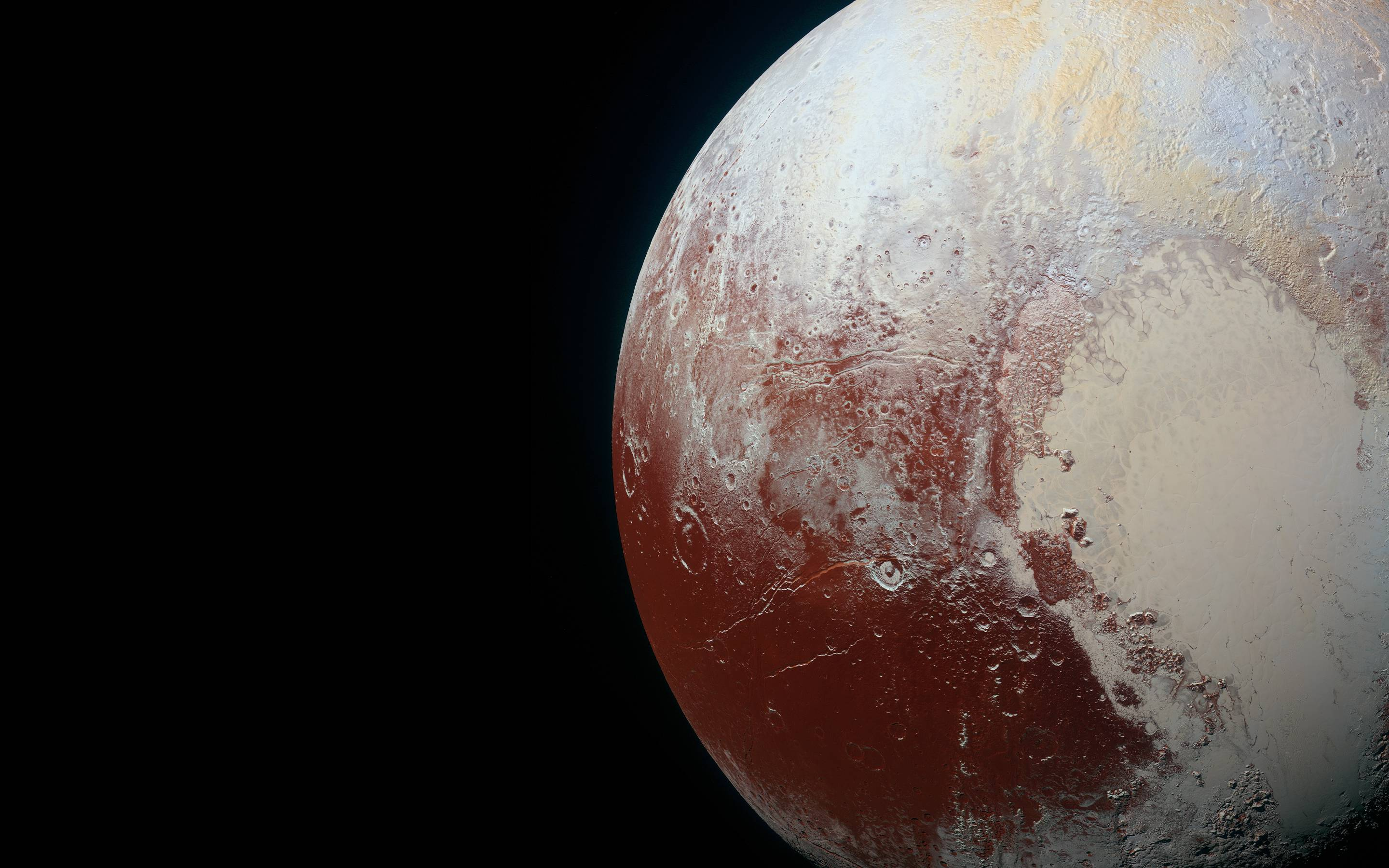 Pluto Screensavers