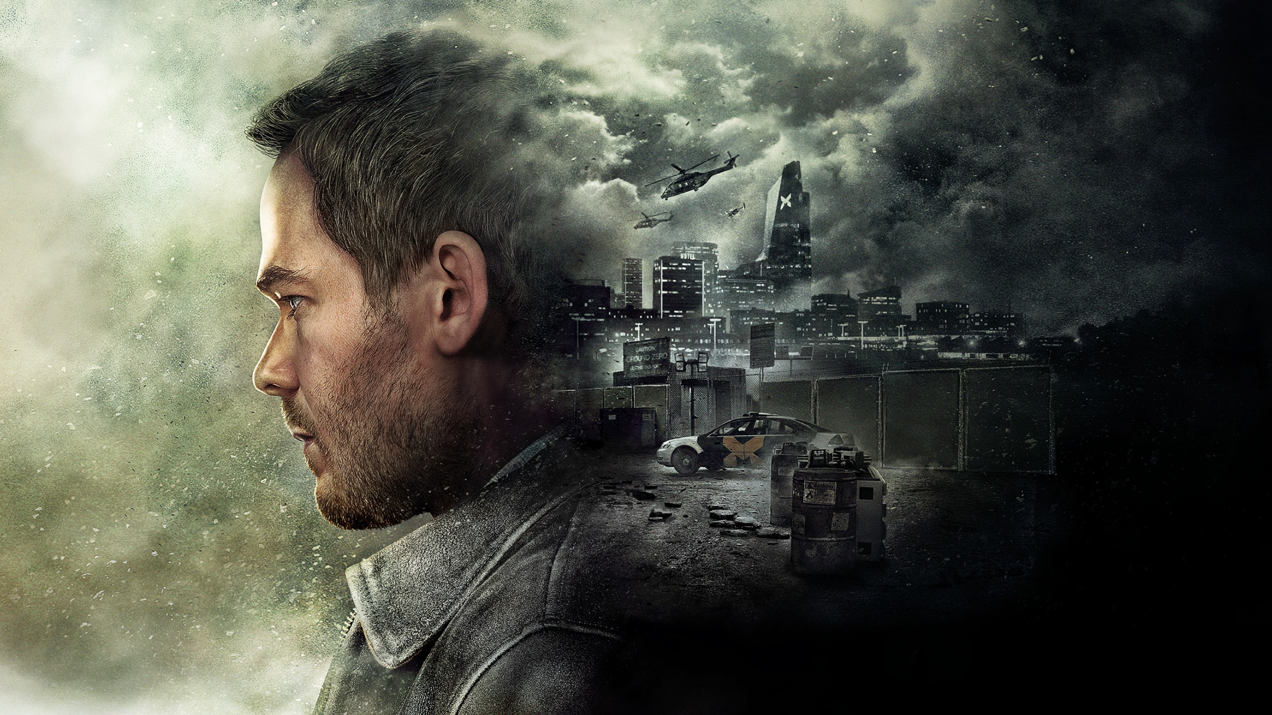 Quantum Break Desktop wallpapers