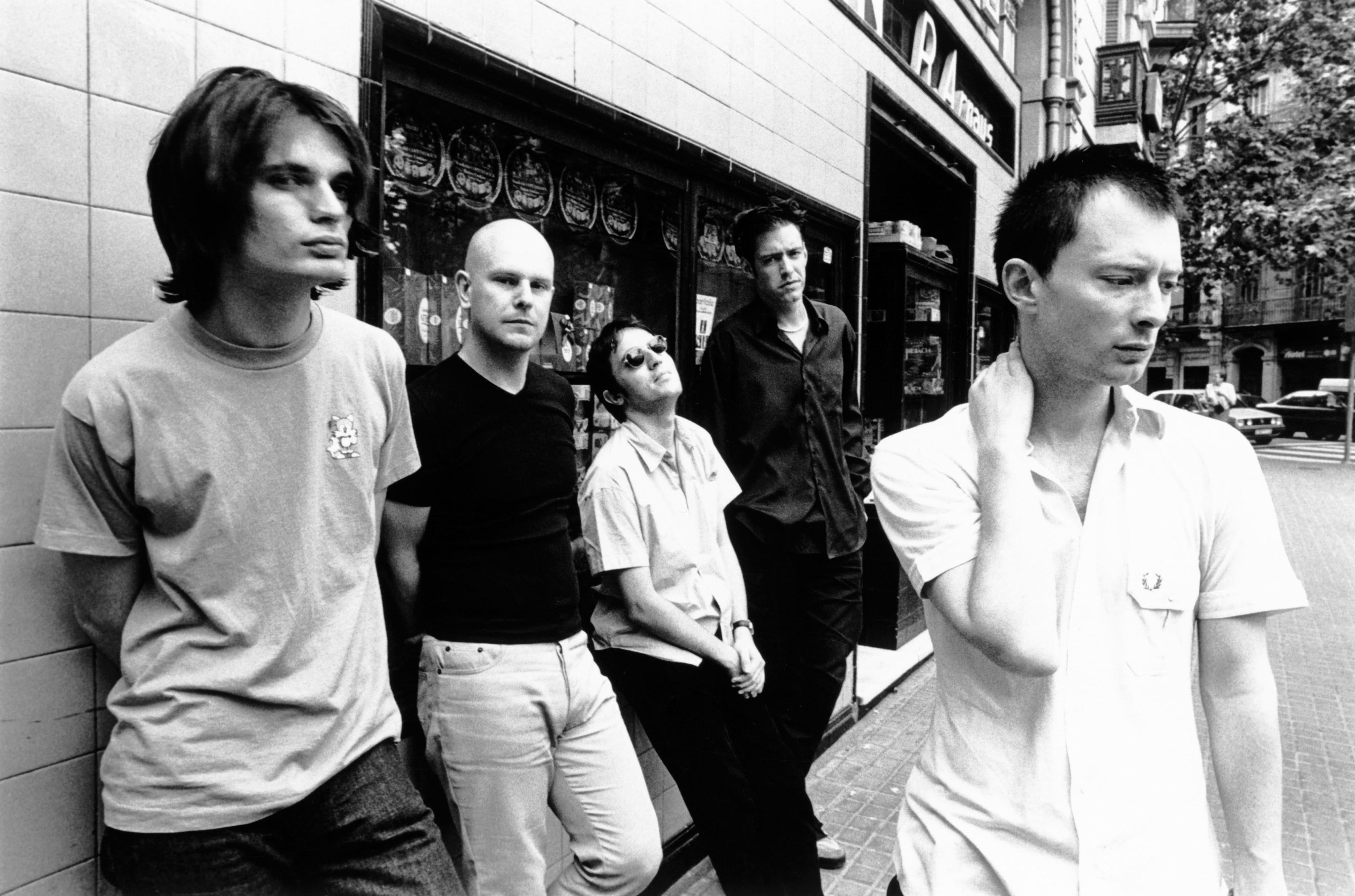 Radiohead Hd Wallpapers 7wallpapers Net