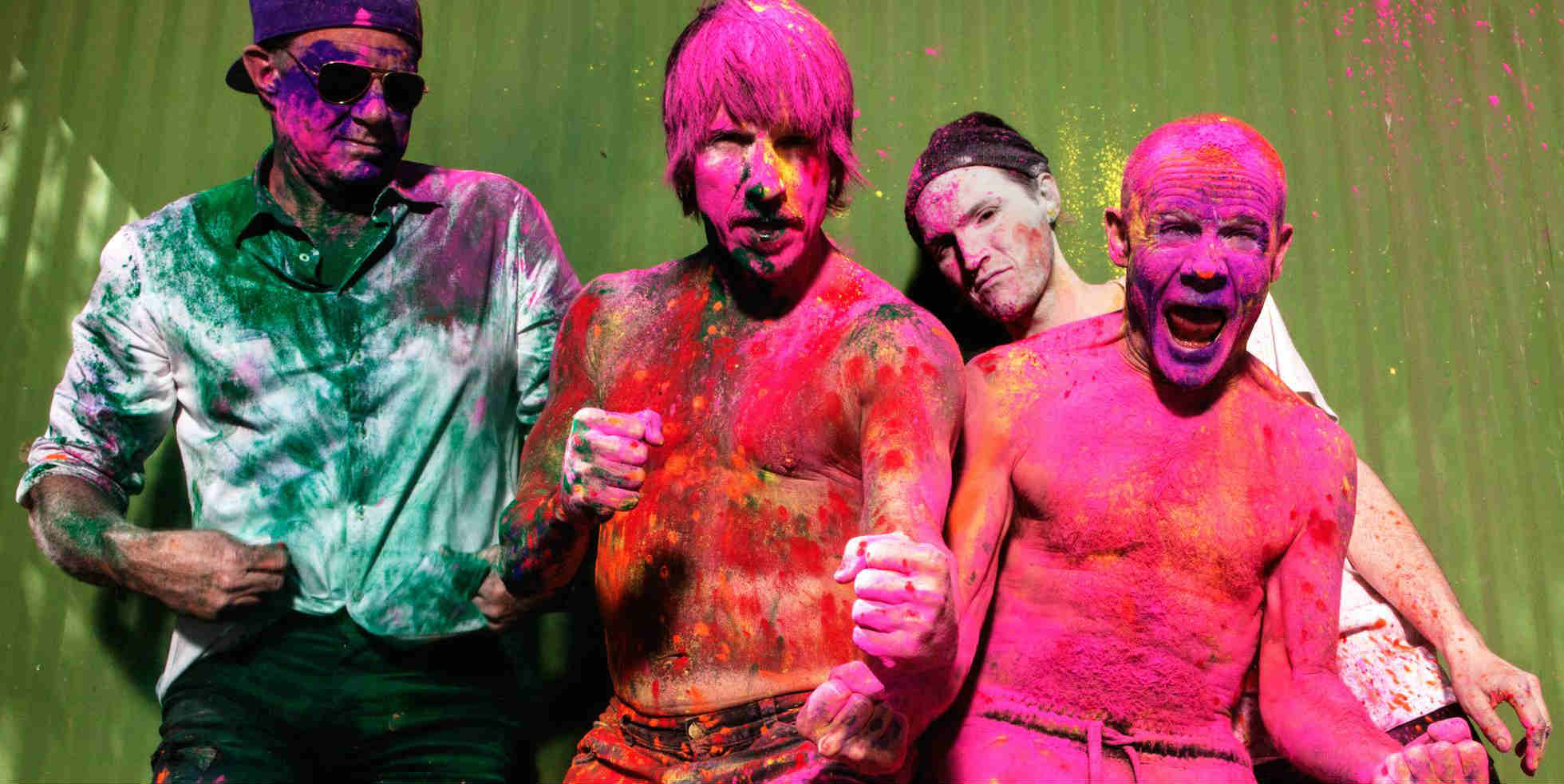 Red Hot Chili Peppers Screensavers