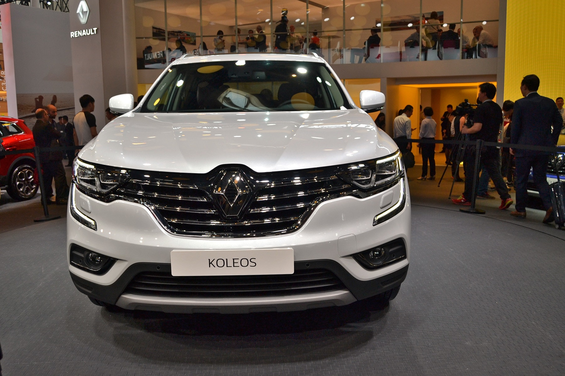 Renault Koleos 2 Desktop wallpapers