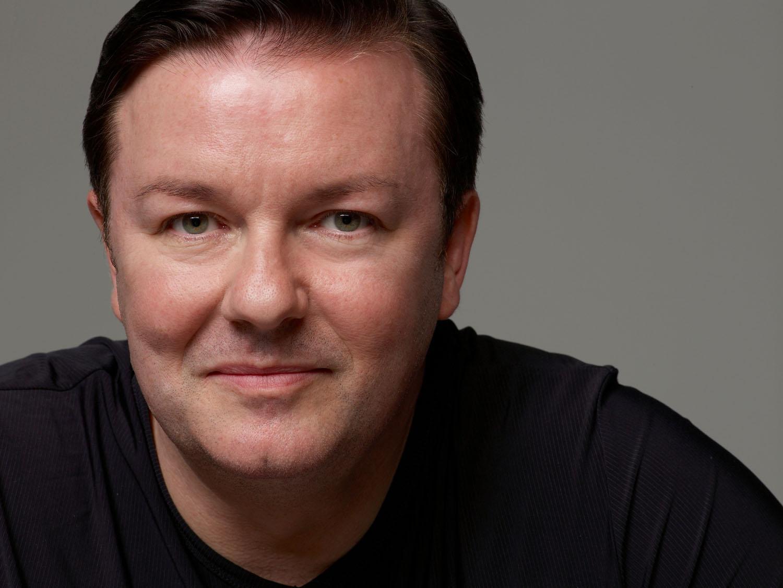 Ricky Gervais Screensavers