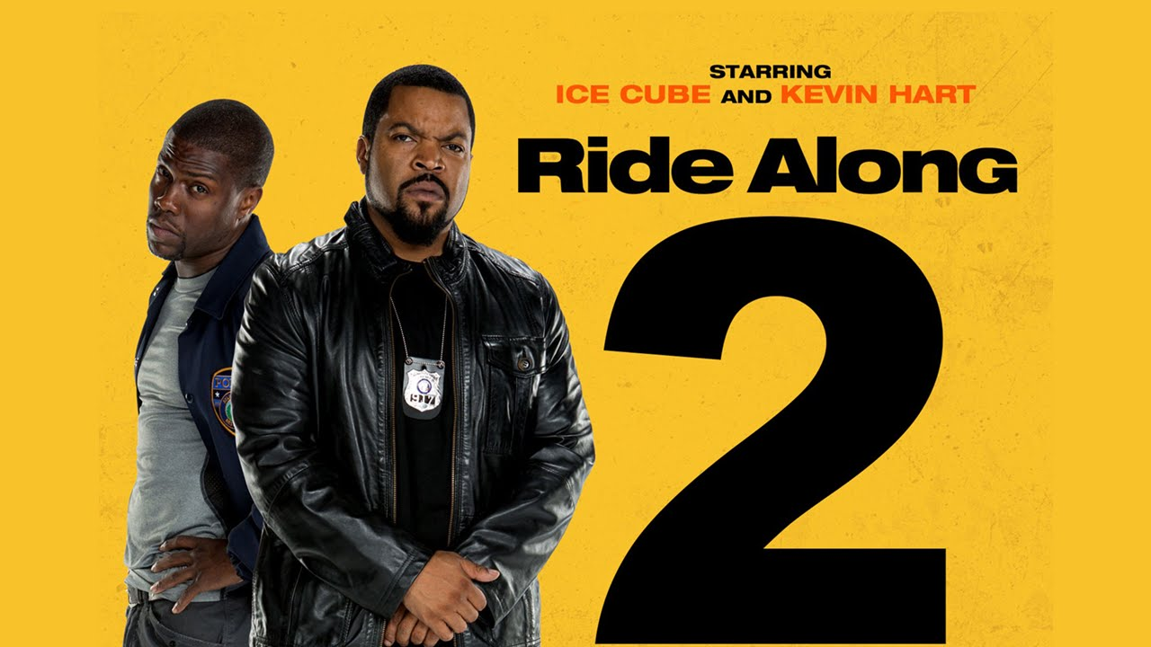 Ride Along 2 Background