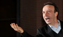 Roberto Benigni Desktop wallpapers