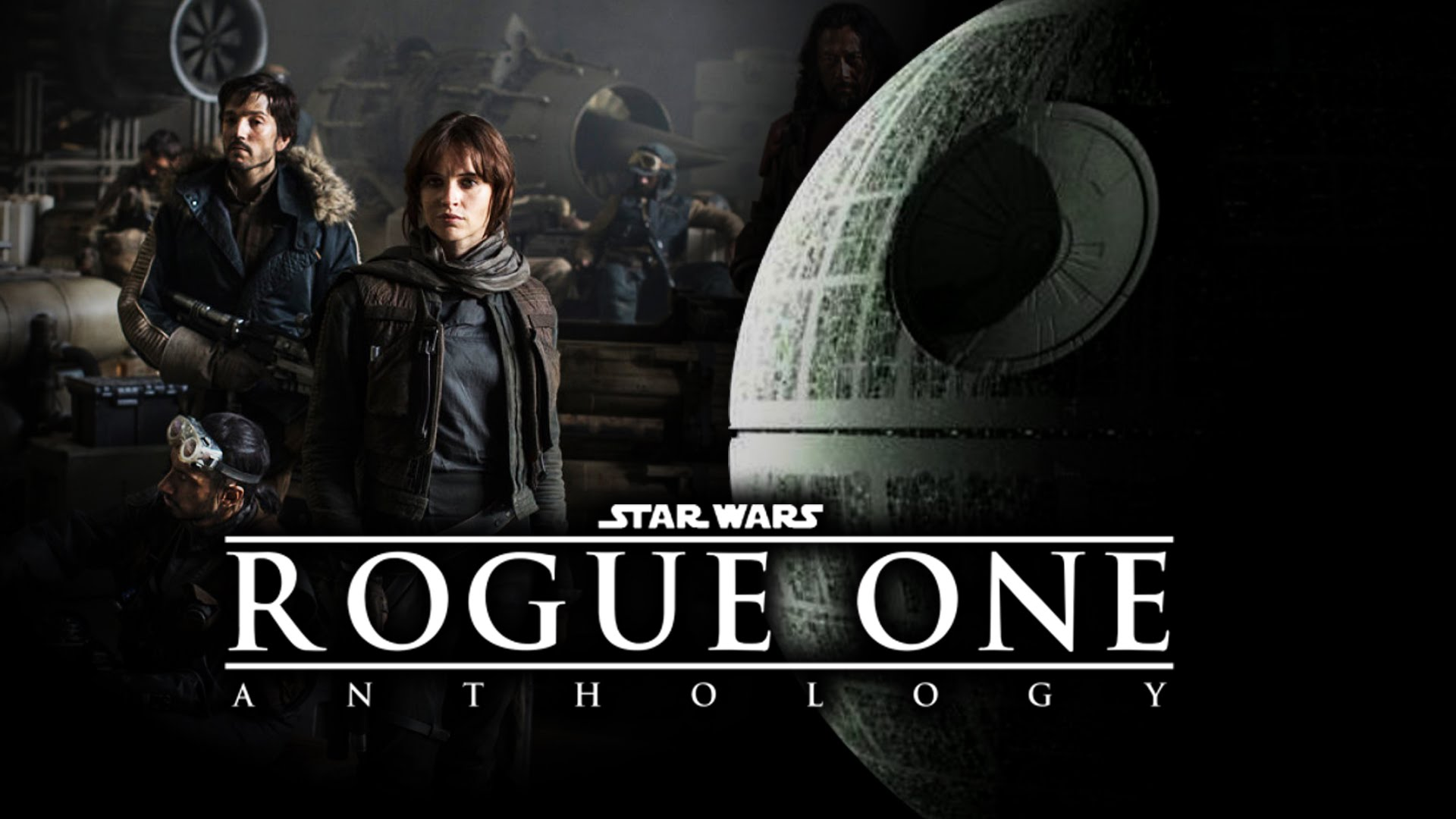 Rogue One: A Star Wars Story Desktop wallpapers