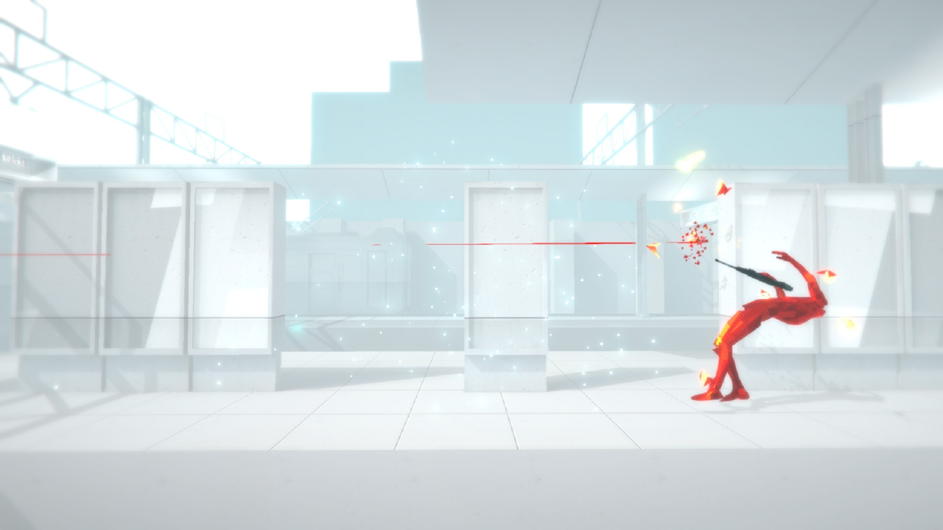 SUPERHOT Desktop wallpapers