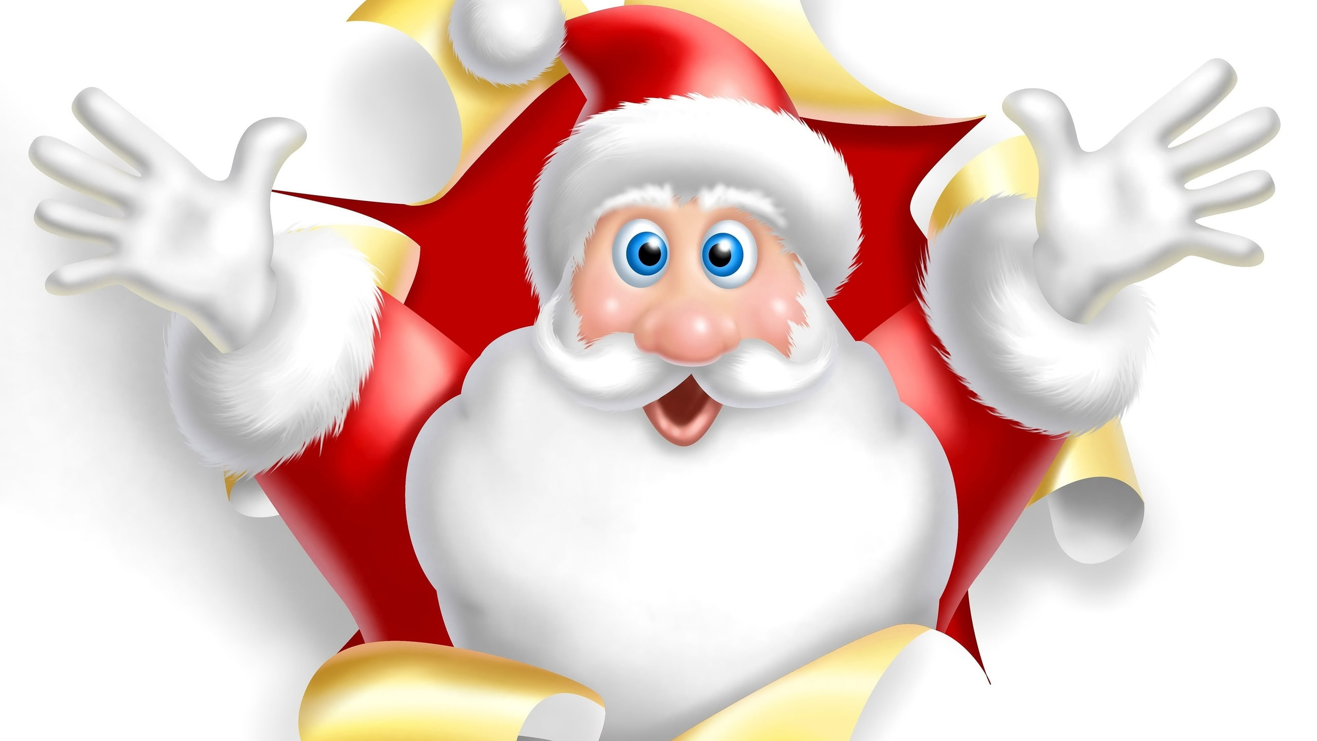 Santa Claus Screensavers