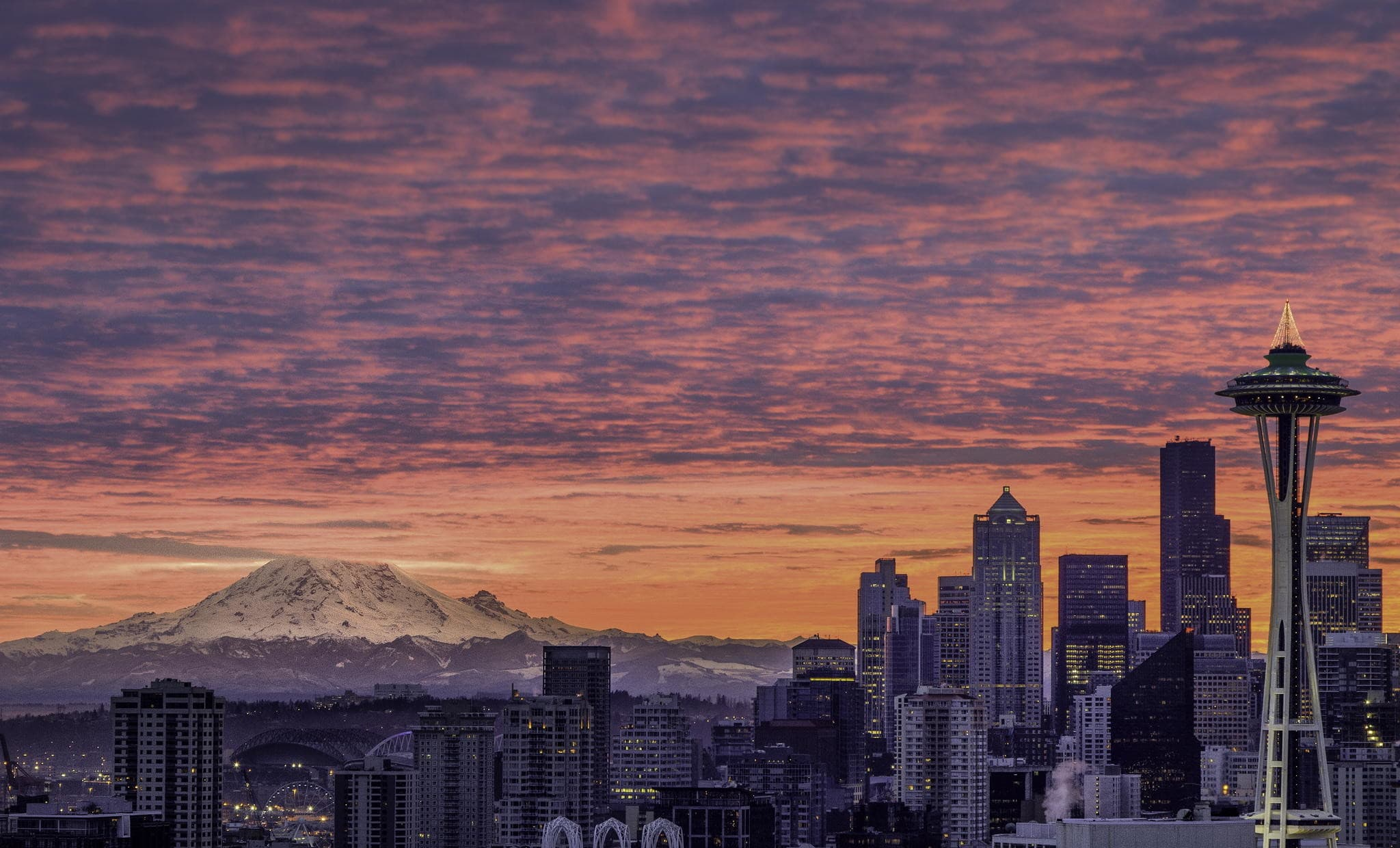 Seattle Screensavers