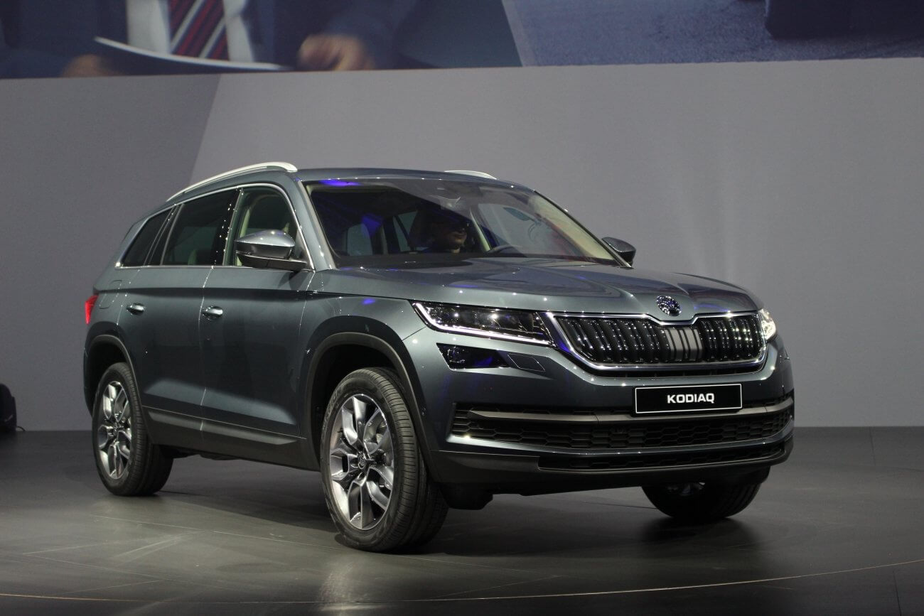 Skoda Kodiaq Desktop wallpapers