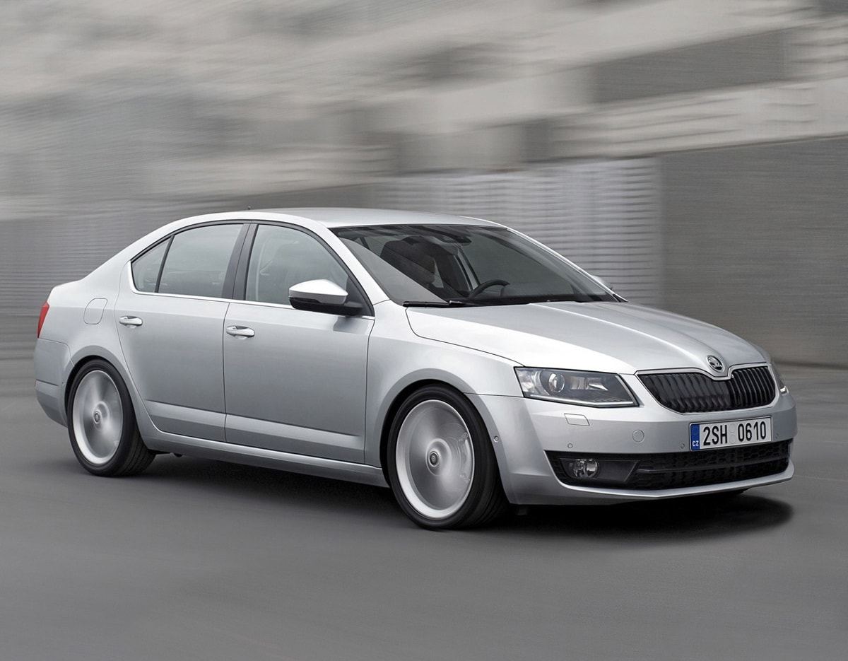 Skoda Octavia A7 Desktop wallpapers