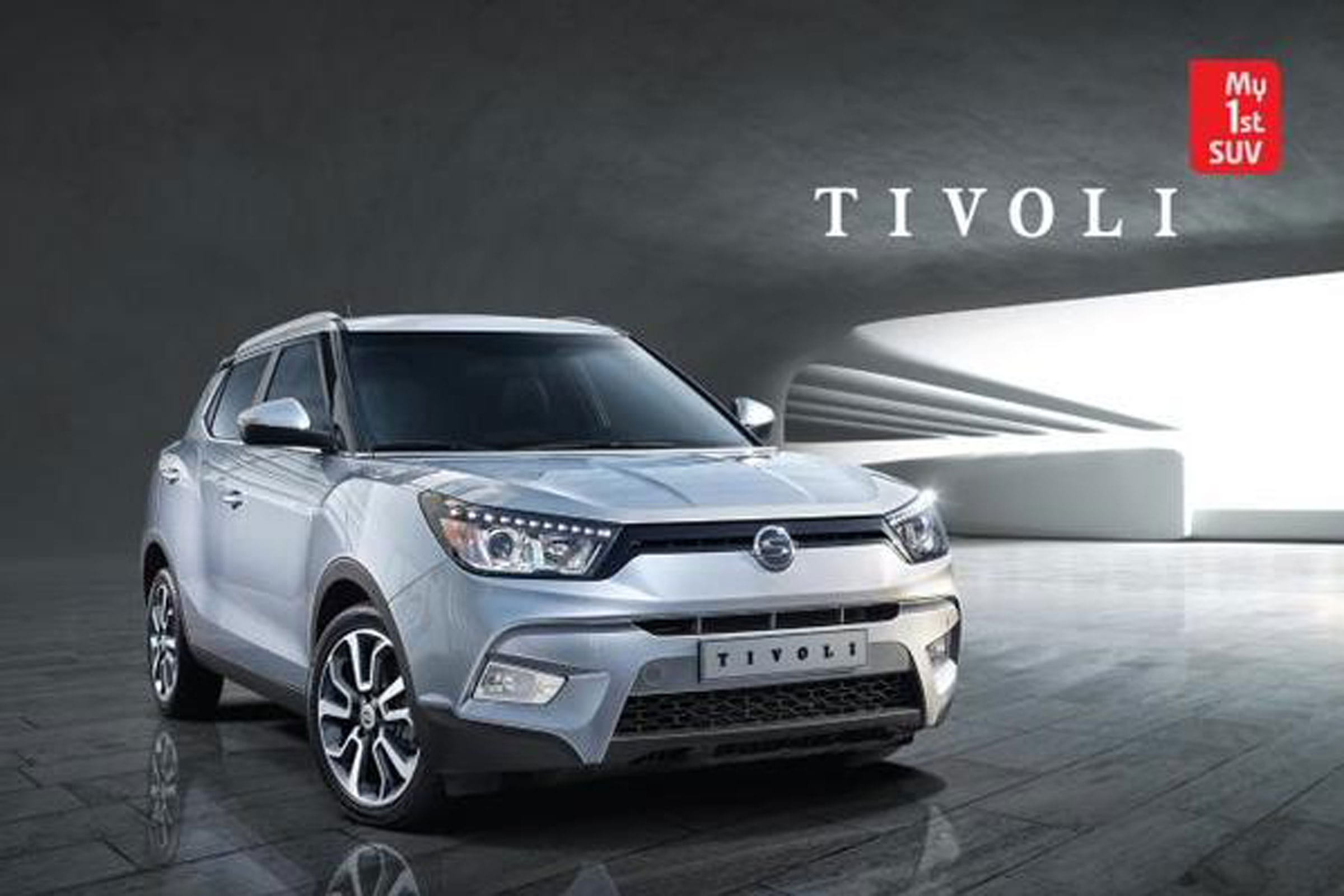 SsangYong Tivoli Desktop wallpapers