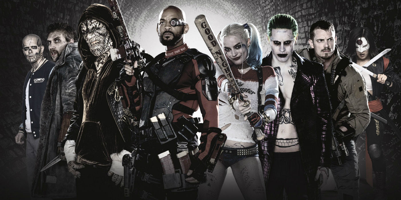 Suicide Squad Desktop wallpapers