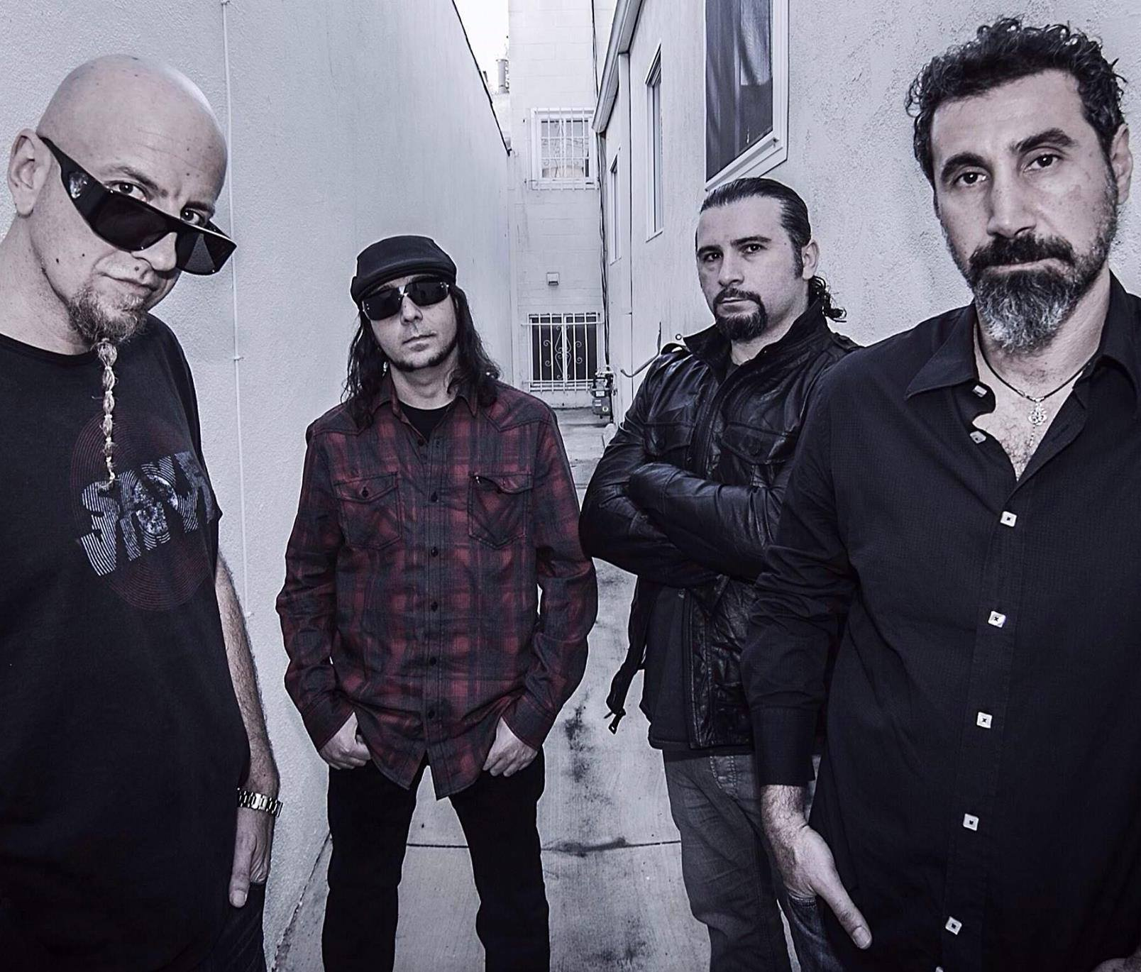 System of a Down Screensavers