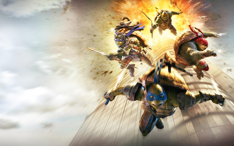 Teenage Mutant Ninja Turtles Desktop wallpapers