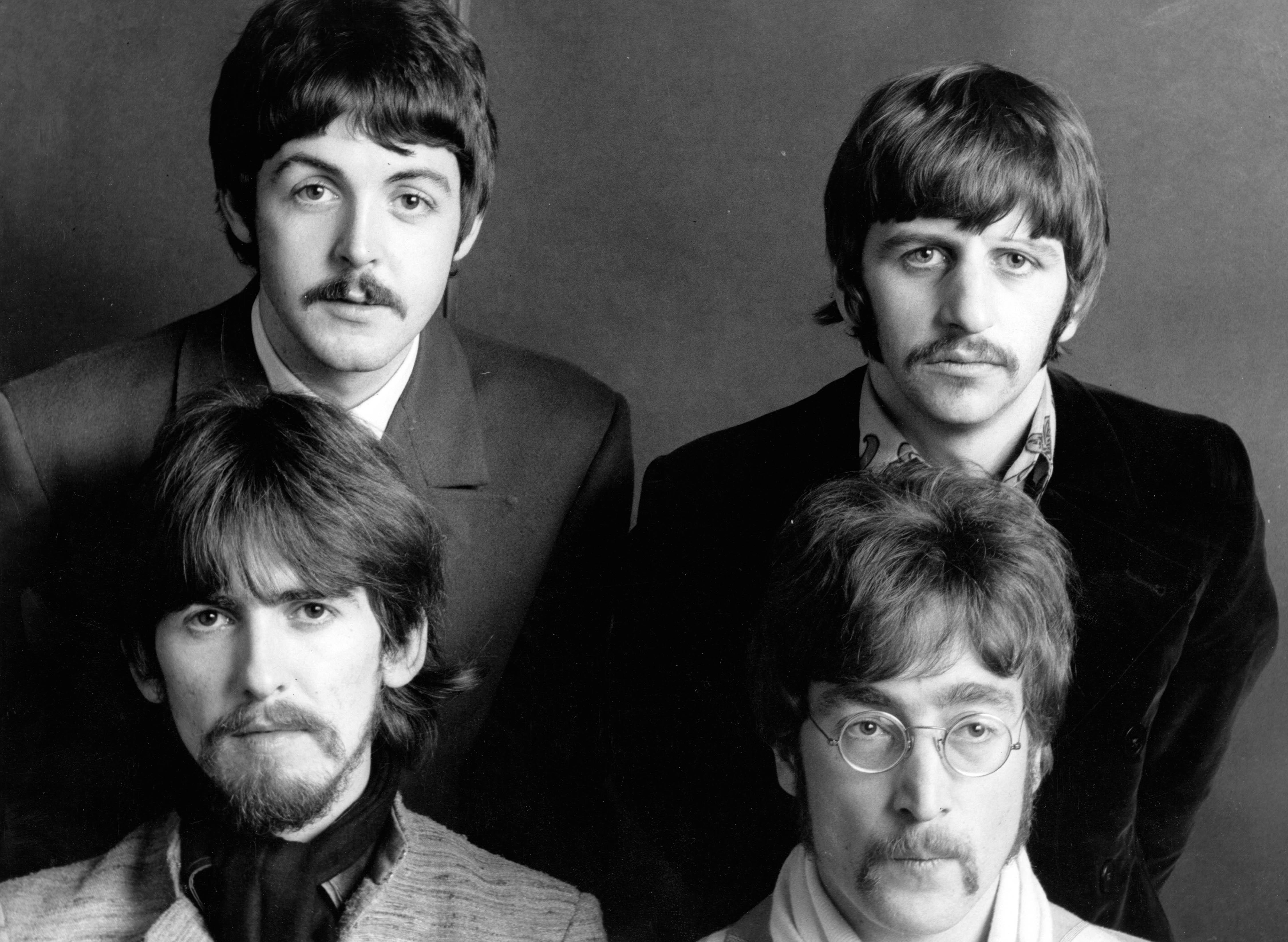 The Beatles Screensavers