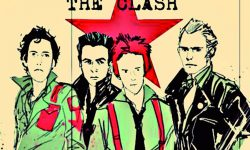 The Clash Screensavers