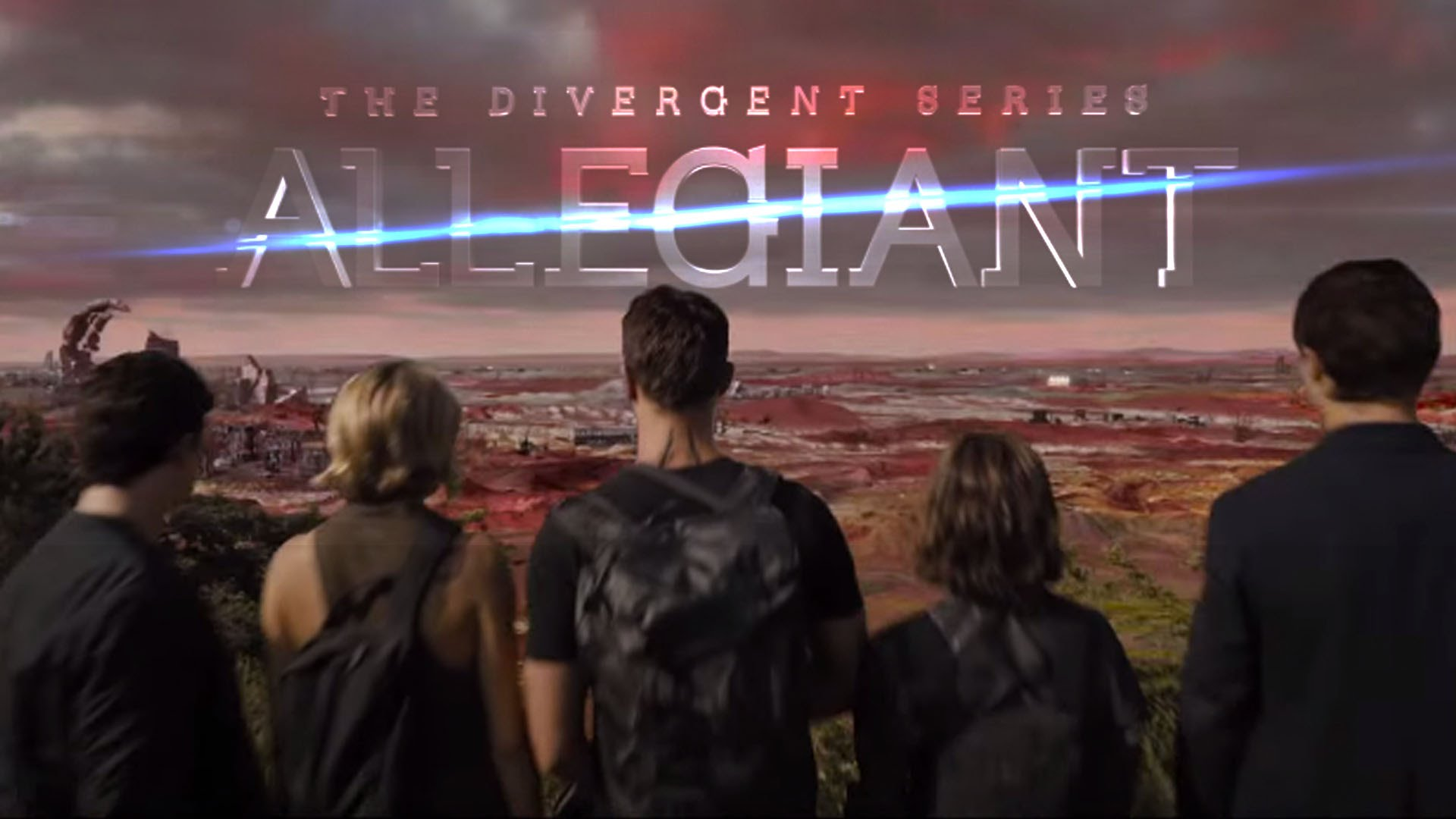 The Divergent Series: Allegiant Desktop wallpapers