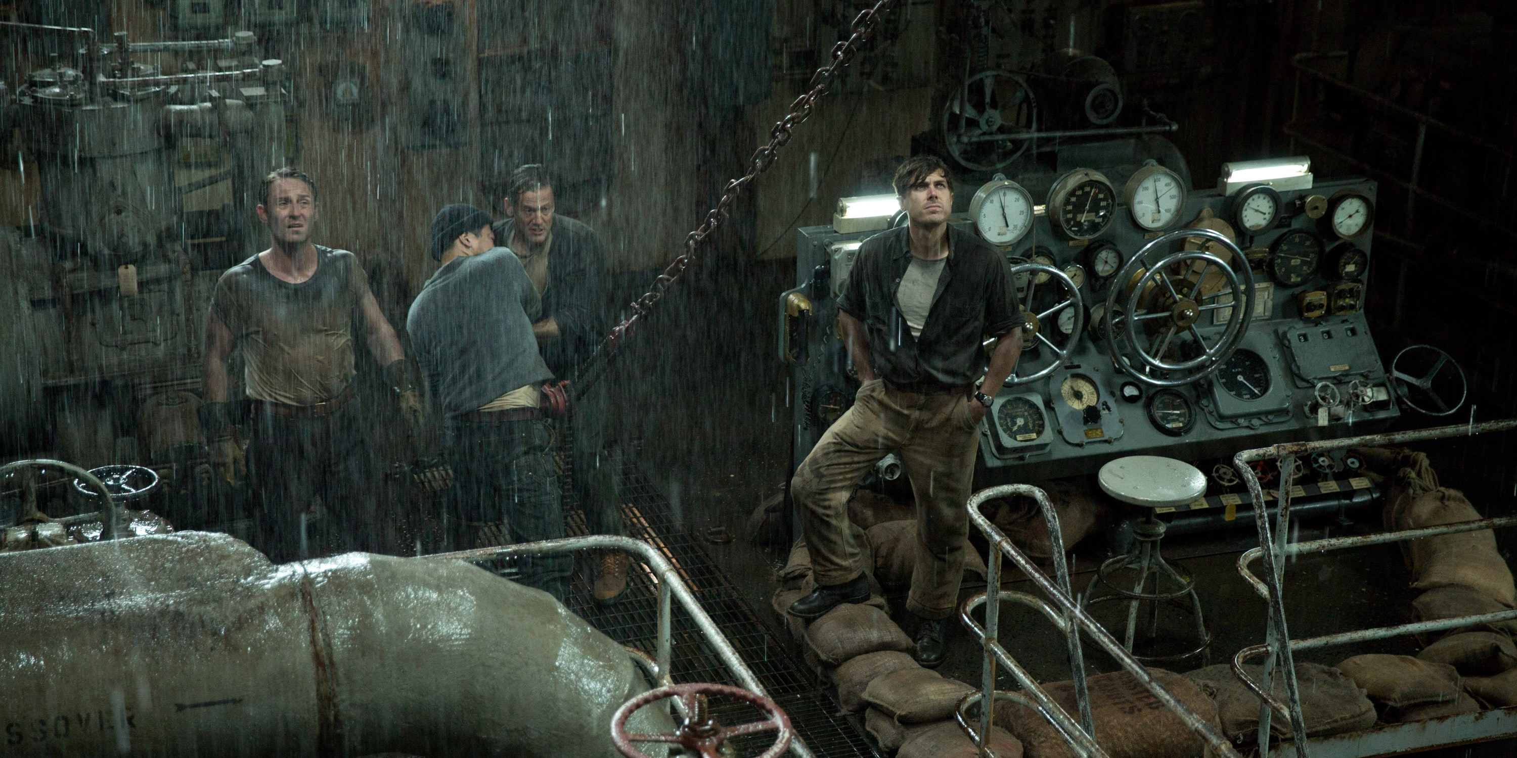 The Finest Hours Background