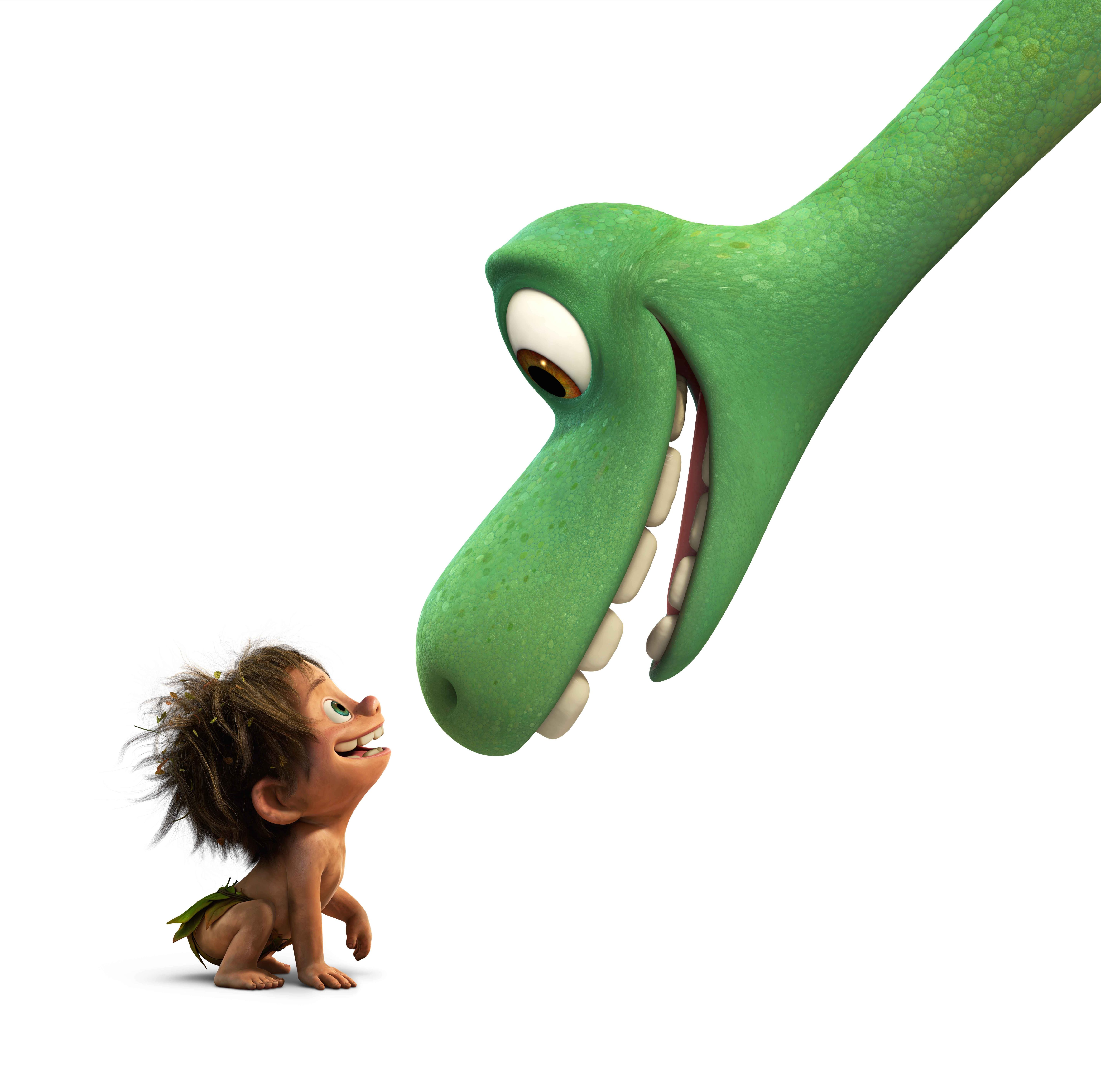 The Good Dinosaur High