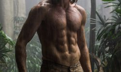 The Legend of Tarzan Background