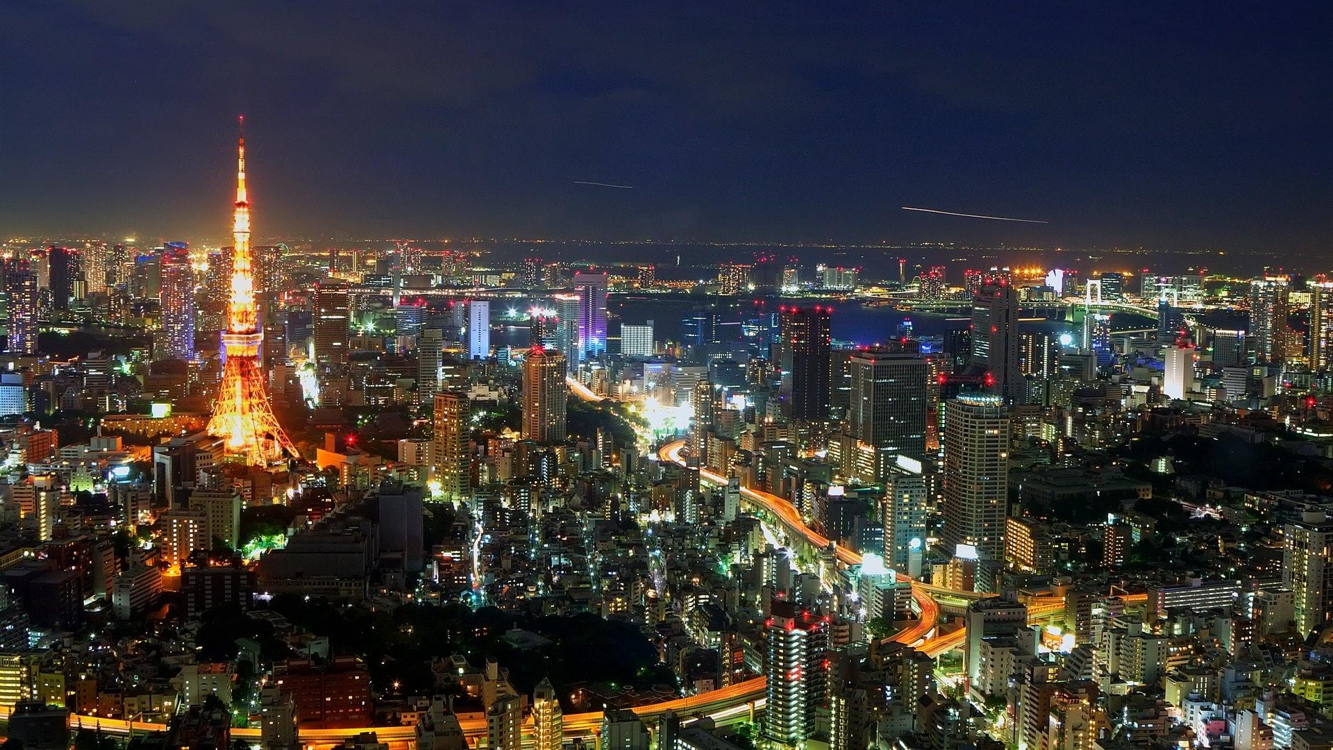 Tokyo Desktop wallpapers